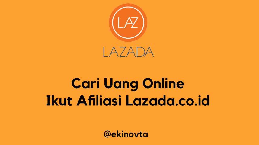 lazada affiliate register
