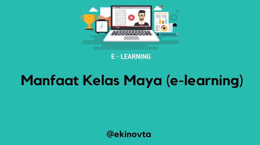 tuliskan dan jelaskan pemanfaatan kelas maya