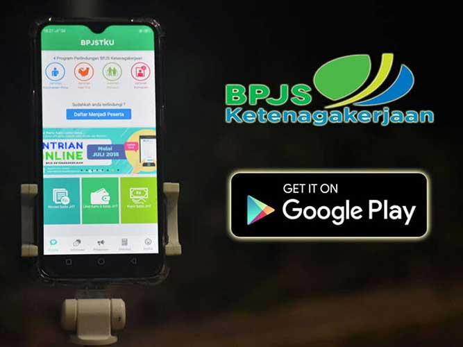 aplikasi resmi bpjs ketenagakerjaan