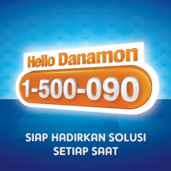 call center danamon