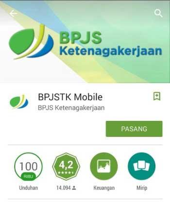 aplikasi bpjs ketenagakerjaan untuk iphone