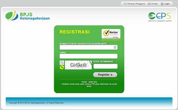 cara bayar bpjs ketenagakerjaan via internet banking mandiri