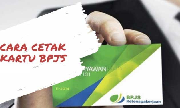 cara cetak kartu bpjs ketenagakerjaan yang hilang