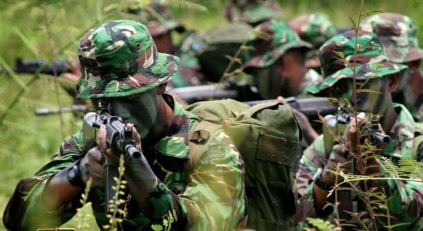 indonesia tidak takut dengan negara manapun